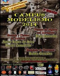 """2ª Campus de Modelismo """"Alboraya 2014"""""""