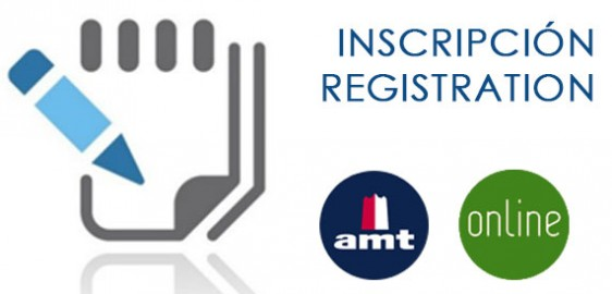 Inscripción online AMT 2016