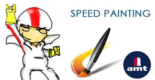 Speed Painting en AMT 2015