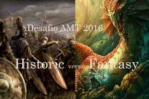 Desafío AMT 2016