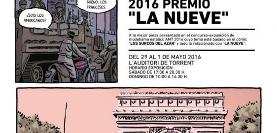 Premio especial LA NUEVE – AMT 2016