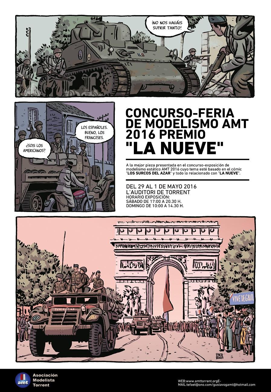 Premio LA NUEVE by Paco Roca Reducido