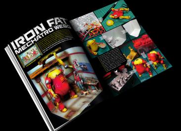 Presentación Libro «Mecha Meka Robot»