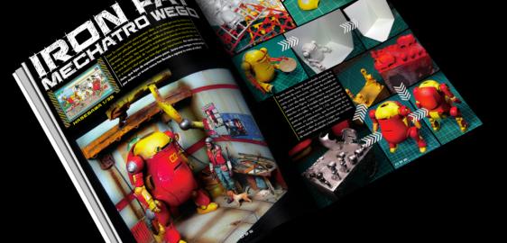 """Presentación Libro """"Mecha Meka Robot"""""""