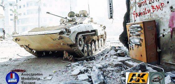 AMT 2017 – Premio especial vehículo ruso BMP / Special award Russian BMP
