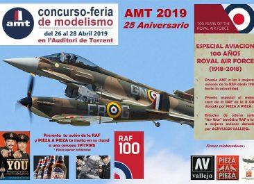 Premio especial aviación AMT 2019